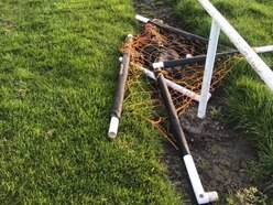 Thieves steal balls and goalposts from Telford children's football team