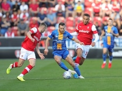 Rotherham 0 Shrewsbury 0 - Report and pictures