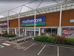 Mothercare stores to close in Telford and Dudley