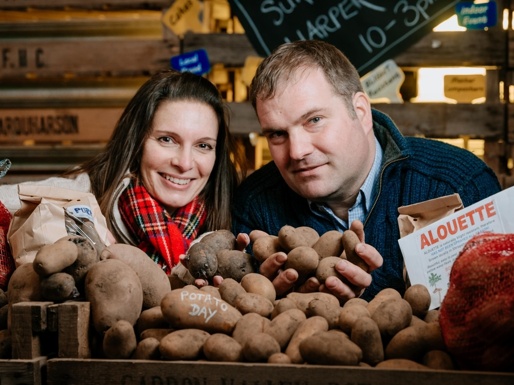 Shropshire Potato Day organisers aiming for a mash hit