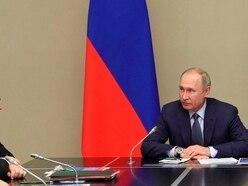 Vladimir Putin sends constitutional proposals to Russia's parliament