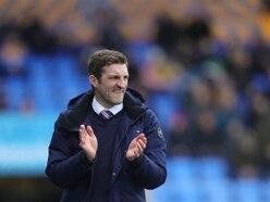 Shrewsbury Town boss Sam Ricketts desperate to avoid injuries