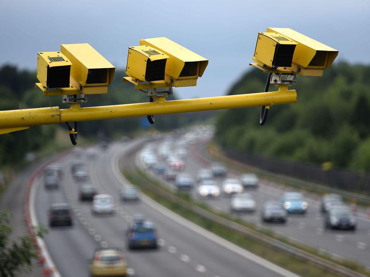 Drivers speeding survey