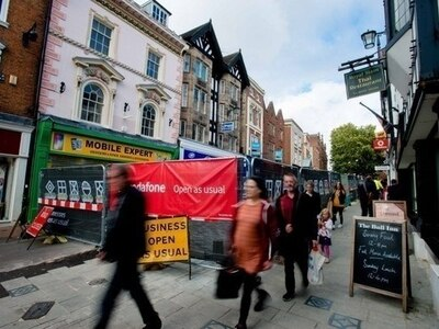 Shropshire Star comment: Centre of town still suffering