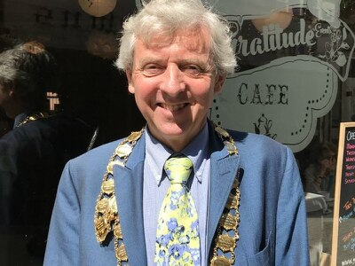 Wellington's new mayor looking forward to his role in regeneration of town