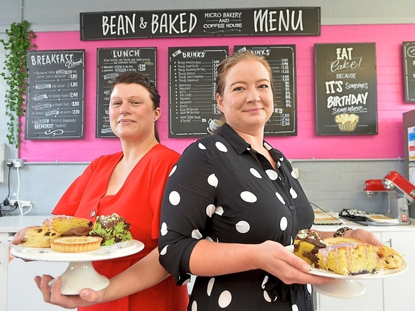 Meet the bakery owners keeping tummies happy in lockdown