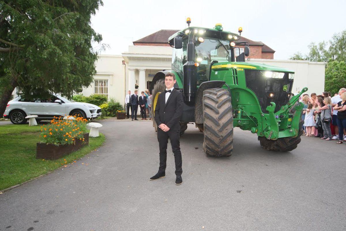 Bridgnorth Prom