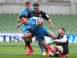 Leinster Rugby v Saracens – European Champions Cup – Quarter Finals – Aviva Stadium