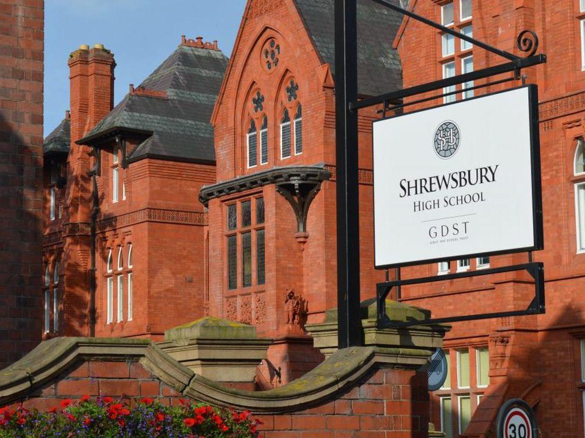 Shrewsbury High School