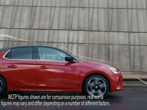 Vauxhall Corsa advert