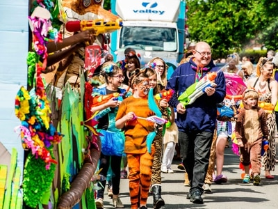 Preparations under way for Shifnal Carnival's 50th anniversary