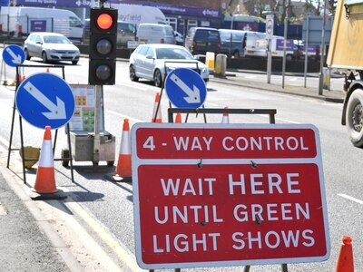 Agencies deny responsibility as A49 roadworks continue