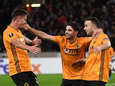 Wolves 4 Besiktas 0 - Report and pictures