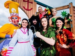 Telford Panto Peter Pan cast is unveiled - in pictures