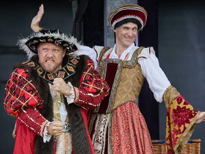 Horrible Histories: Barmy Britain is coming to Shrewsbury. Photo: Mark Douet