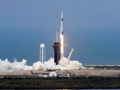 SpaceX makes history by becoming first private company to send humans into orbit