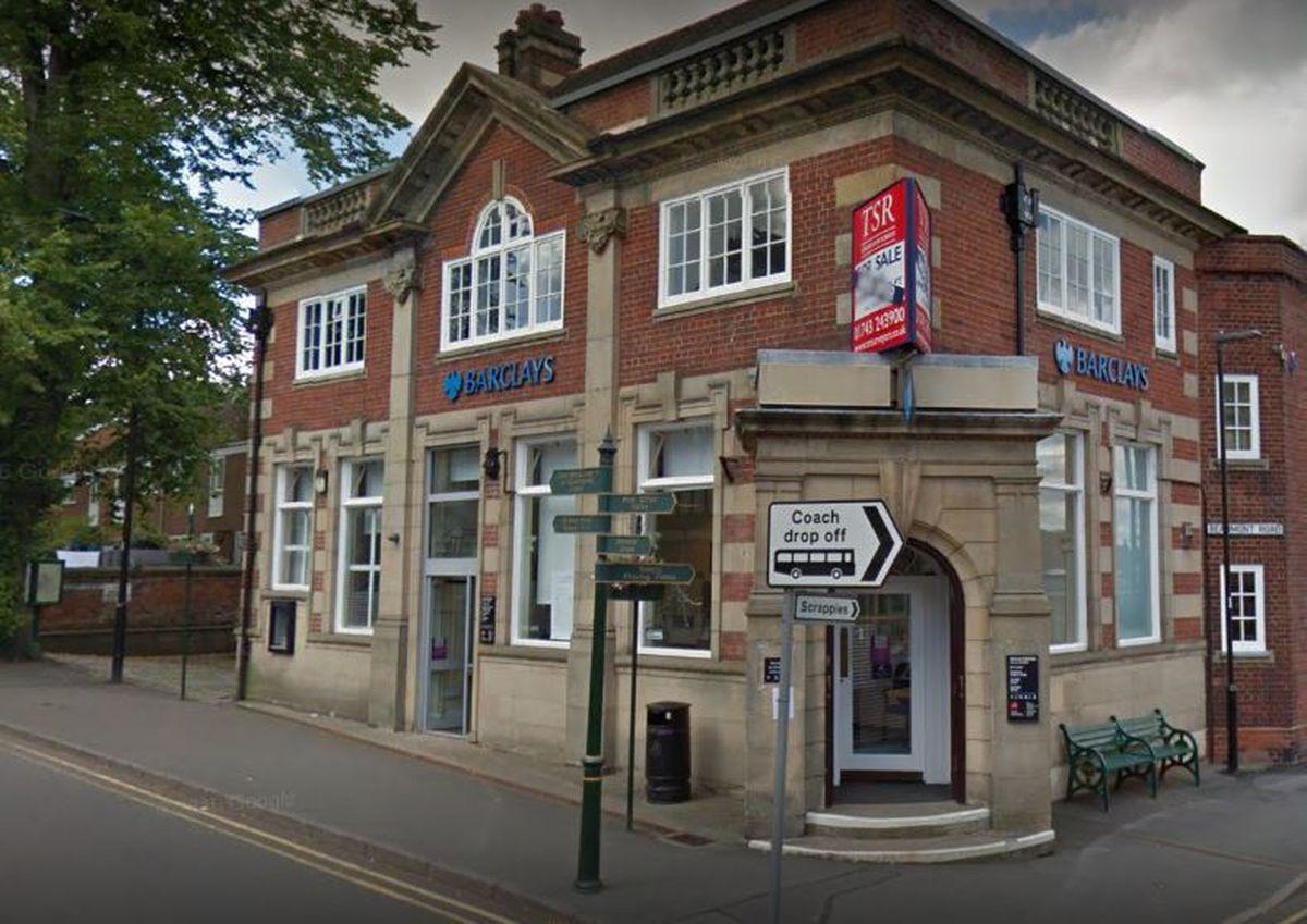 Barclays in Church Stretton. Photo: Google StreetView