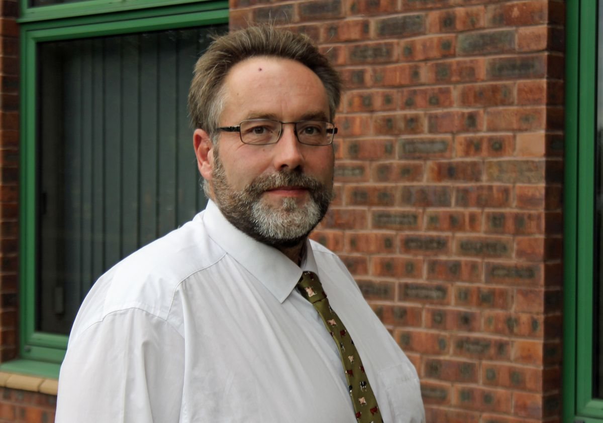 Edward Garratt, NFU Shropshire county adviser