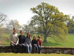 Shropshire stately home family in oak tree pledge for Notre Dame restoration
