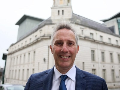 Parliament watchdog urged to examine Ian Paisley over trips to Maldives
