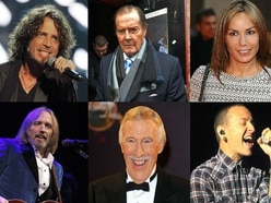 Sir Roger Moore, Chuck Berry, Chester Bennington, Tom Petty and more: Stars we lost in 2017