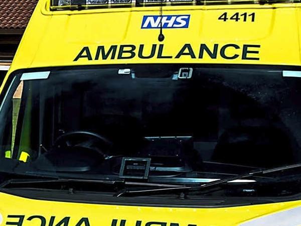 Two cars crash on Shropshire road