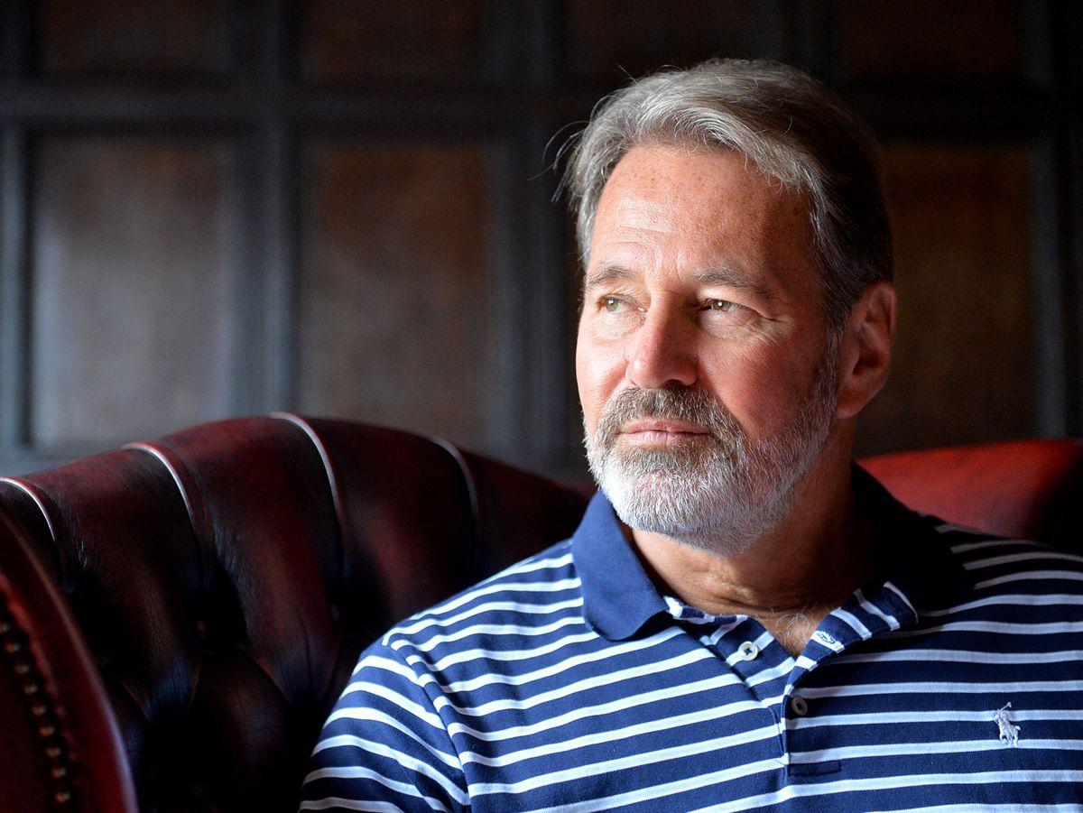 Mike Matthews from the Prince Rupert Hotel in Shrewsbury