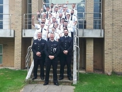 Policing boost for Telford, Shrewsbury and Oswestry after record number of new recruits
