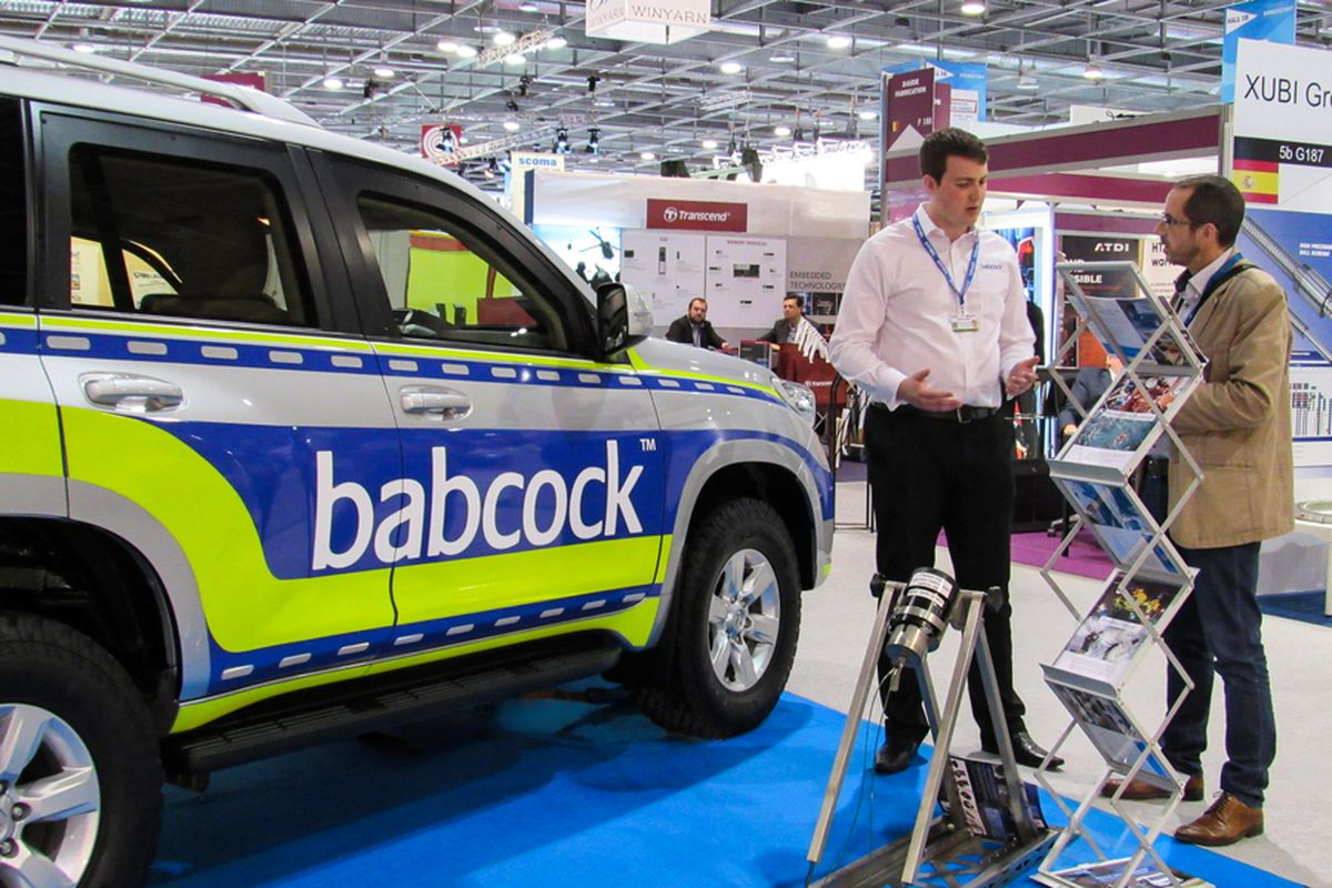 Babcock International is focused on delivering for customers