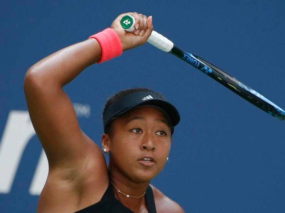 Naomi Osaka: Naomi Osaka Surges Into US Open Semi-final By Thrashing