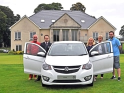 Golf day boost for children's charity