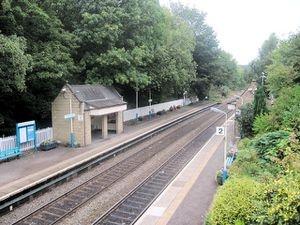 chirk railway station